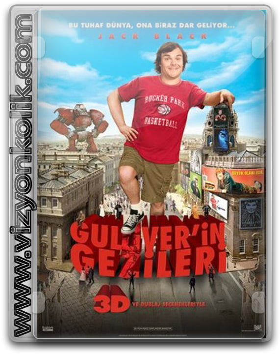 Güliver'in Gezileri Filmi izle