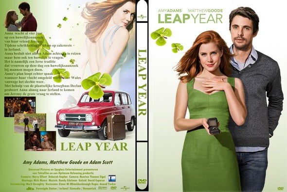 Aşka Yolculuk – Leap Year Filmi Full Hd izle