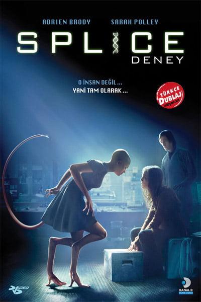 Deney – Splice Film izle