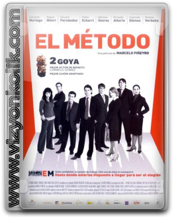 The Method Filmi izle