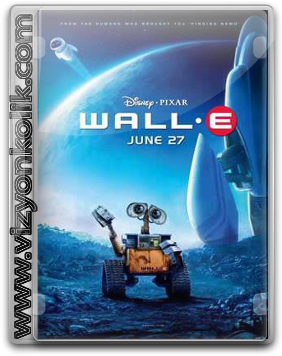 Wall-E Filmi izle