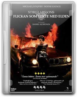 Ateşle Oynayan Kız Filmi Full Hd izle