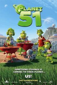 Gezegen 51 ~ Planet 51 Film izle