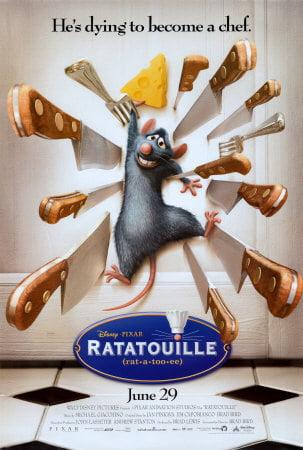 Ratatouille Filmi izle