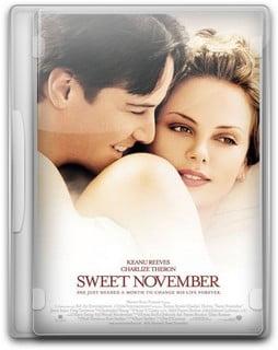 Kasımda Aşk Başkadır – Sweet November Filmi Full Hd izle
