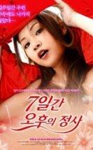 number 7 days jungsa (2007) +18 izle