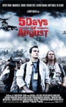 5 Days Of War İzle