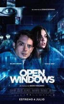 Açık Pencereler – Open Windows (2014) Türkçe Dublaj İzle