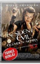 Resident Evil Ölümden Sonra izle