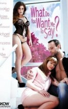 What do you want me to say +18 izle