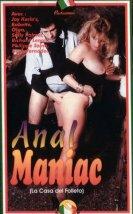 Anal Maniac Erotik Film izle