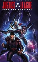 Justice League: Gods and Monsters 2015 izle