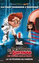 Bay Peabody ve Meraklı Sherman (2014) Türkçe Dublaj İzle