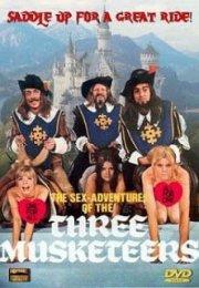 Die Sex-Abenteuer der drei Musketiere Erotik Film izle