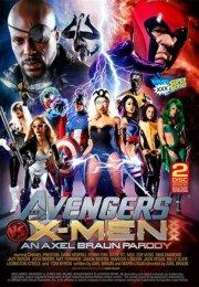 Avengers VS X-Men Erotik Film İzle