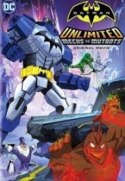 Batman Unlimited Mech vs. Mutants 2016 Türkçe Dublaj izle