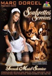 French Maid Service Erotik Film izle