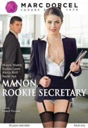 Manon Rookie Secretary Erotik Film izle