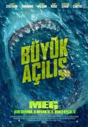 Meg : Derinlerdeki Dehşet izle