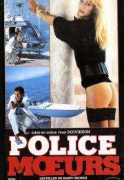 Police des moeurs: Les filles de Saint Tropez Erotik Film izle