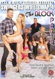 Swingers Wife Swap 4: The Block Party +18 izle