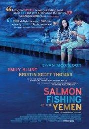 Yemen'de Somon Avı Türkçe Dublaj izle