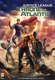 Adalet Birliği: Atlantis Tahtı 2015 izle