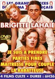THE BRIGITTE LAHAIE COLLECTION : Parties chaudes erotik film izle