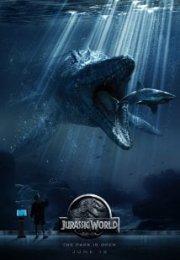 Jurassic World 2015 Türkçe Dublaj izle