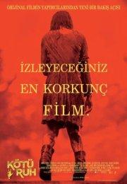 Kötü Ruh 2013 Türkçe Dublaj izle