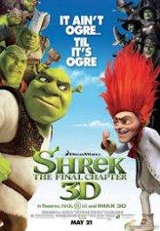 Şrek 4 Sonsuza Dek Mutlu – Shrek 4 Film izle