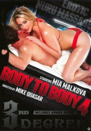 Slippery Erotic Massage Sex Body To Body 4 +18 Film izle