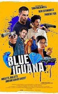 Mavi Iguana – Blue Iguana izle