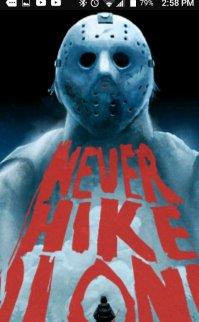 Never Hike Alone izle