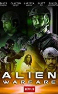 Alien Warfare izle