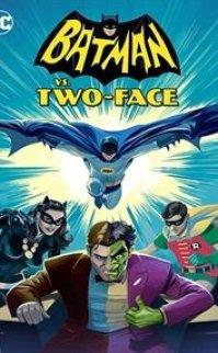 Batman İkiyüze Karşı 2018 izle