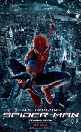 İnanılmaz Örümcek Adam İzle