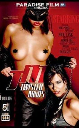 3.5 saatlik çılgın bir Twisted Minds Erotik Film izle