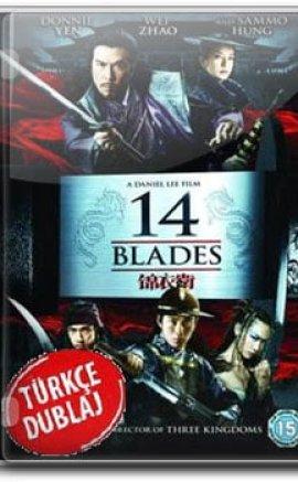 14 Blades izle