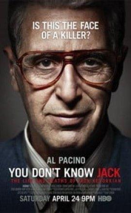 Doktor Ölüm – You Don't Know Jack Filmi Full Hd izle