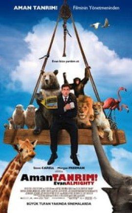 Aman Tanrım 2 ~ Evan Almighty Filmi Full Hd izle