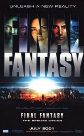 Final Fantasy Filmi Full Hd izle