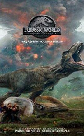 Jurassic World 2 Yıkılmış Krallık izle