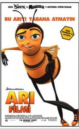 Arı Filmi ~ Bee Movie Filmi Full Hd izle