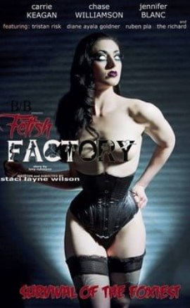 Fetish Factory erotik film izle
