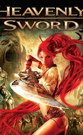 Heavenly Sword 2014 Film izle
