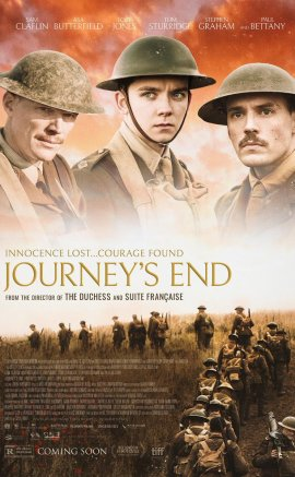 Journey's End izle