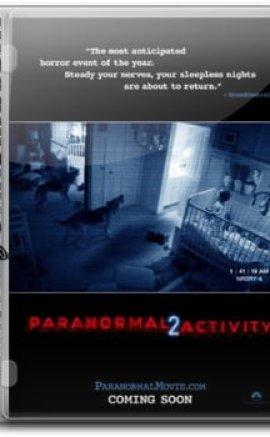 Paranormal Activity 2 Türkçe dublaj izle