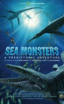 Sea Monsters: A Prehistoric Adventure izle