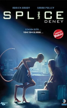 Deney – Splice Film izle
